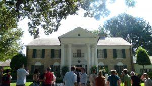 Graceland, o lar de Elvis Presley!